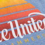 Lake United T-shirt hellblau Kinder