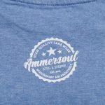 Lake United Ammersee T-shirt Kinder hellblau