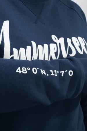 Ammersee Sweater Herren Navy