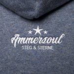 Ammersoul Ammersee Lake United Teddyfell Zipper Kinder