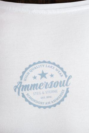 Ammersee Dampfer T-shirt Damen von Ammersoul