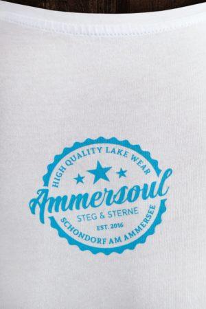 Ammersee SUP T-shirt Damen von Ammersoul