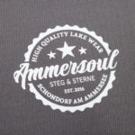 Ammersee Sweater Herren von Ammersoul in Anthrazit