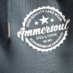 Ammersee Hoodie Zipper Damen von Ammersoul
