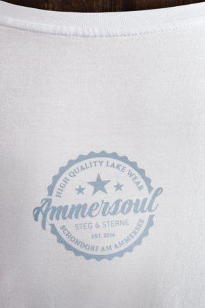 Ammersee T-shirt Damen von Ammersoul