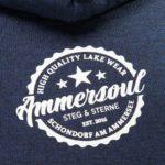 Ammersee Hoodie Herren von Ammersoul