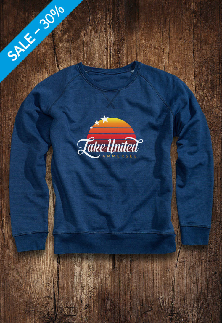 Ammersee Sweater Herren Lake United von Ammersoul