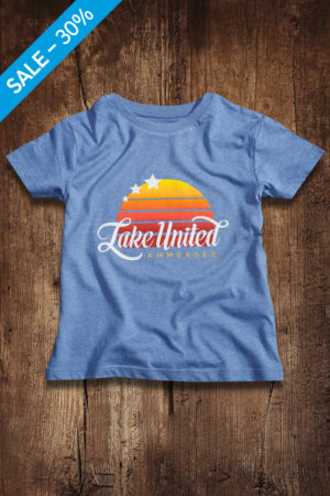 Ammersee Lake United T-Shirt Kinder von Ammersoul