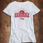 Ammersee Souler T-Shirt von Ammersoul