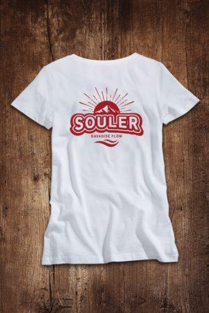 Ammersee Souler T-Shirt Damen von Ammersoul