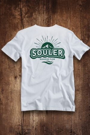Ammersee Souler T-Shirt Herren von Ammersoul